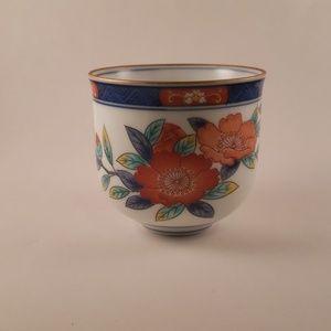 HALLOWEEN SALE - Handpainted Tea Cup
